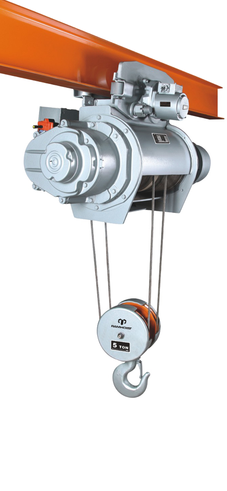 JP Electric Wire Rope Hoists