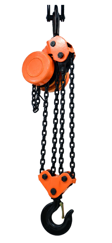 DHP electric chain hoists