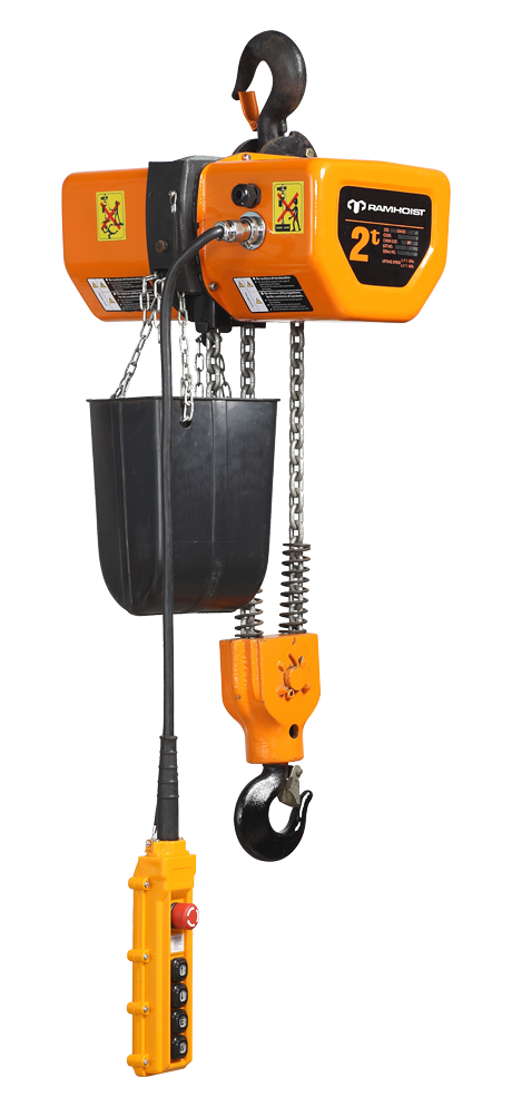 CPT Electric Chain Hoists