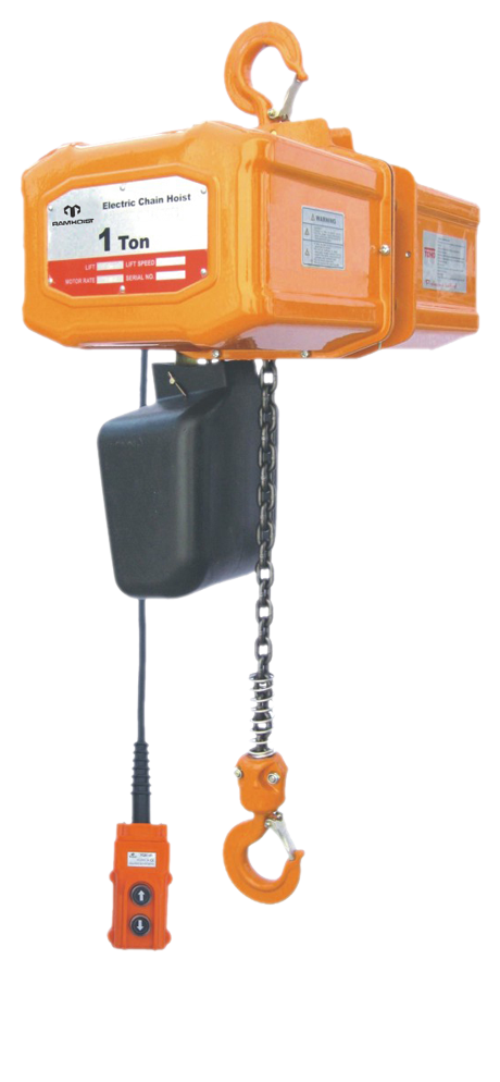 HHB Electric Chain Hoists