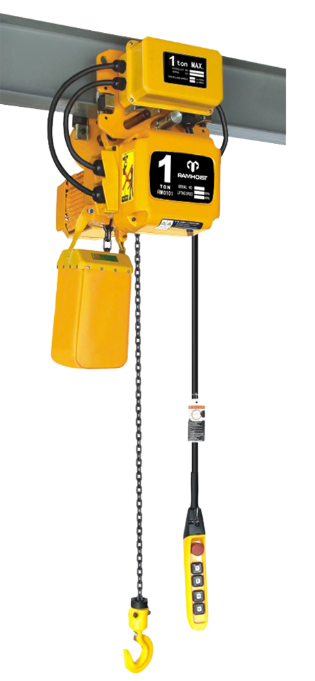 (N)RM Electric Chain Hoists