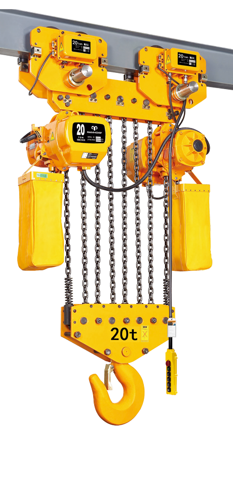 RM Electric Chain Hoists