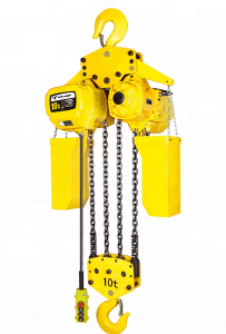 China Kito Style Electric 7.5t Motorised Lifting Chain Hoist