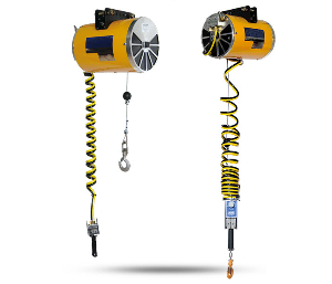 Hot sell pneumatic air Operated Tool balancer and Compressed air Power chain hoist balancer hoist