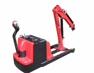 Adjustable Style Mini Portable Electric Hydraulic Mobile Floor Crane for Narrowed Spaces