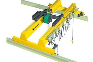 5t 10t 20t 30t 40t 50ton Qd Type Fem Europe Style Exploision-Proof Electric Double Girder Overhead Crane