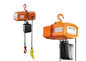 Normal Hhb Power Lift Engine Single Speed Hoist and Portable Inversion Hanging Electric Chain Hoist 0.5t to 5t