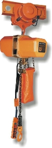 Factory Price Trolley or Hook Type 24V, 36V, 48V, 110V Control Hhxg 2 Ton Lifting Electric Chain Hoist for Limit Space