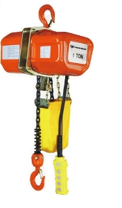 Suspended Type Hhxg Endless Single Phase Stage Lifting Electric Chain Block Hoist 0.5t to 5t with Hook