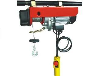PA100, PA200, PA300, PA800, PA1200 Small PA Type Micro Pulling Wire Rope Mini Electric Hoist for Household or Industrial Lifting Use