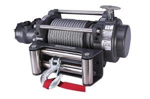 High Quality Wholesale Industrial Portable 12V 10000 Lbs 4.5t Hydraulic Tractor Capstan Winch