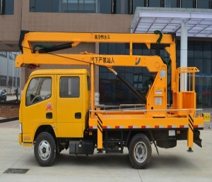 Hydraulic Tracked / Crawler Spider Articulating Boom Lifts for Low Price