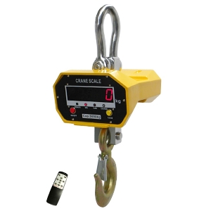 Compression Measure Alloy Steel Electronic Crane Weighting Scale