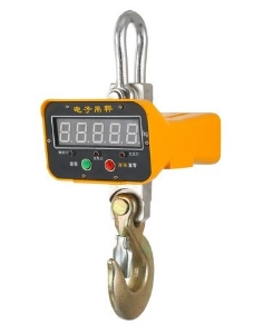Acs System Electronic Weighing Handheld Aluminum Shell Digital Ocs Crane Scale 5 Ton with Wireless Remote Control