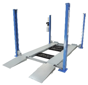 3.5t 4.0t 5.0t Mechanical Two Post or Four Post Auto Car Lift