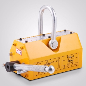 3.5 Times Safety Factors Flat Permanent Magnetic Plate Lifter