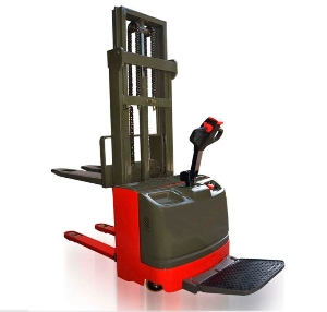 1.5 Ton 2ton Electric Pallet Stacker with 3m Lifting Height