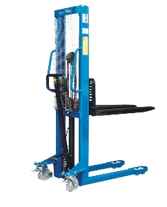 Hydraulic Forklift Manual Hand Pallet Stacker 2000kg*1.6meter