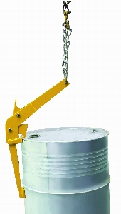 55 Gallon Drum Lifting Clamp/Forklift Drum Lifter/Vertical Oil Drum Clamp/Drum Tong
