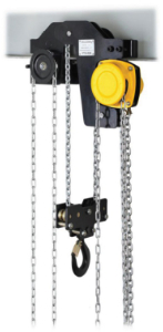 1T, 2T, 3T, 5T, 10T, 20T Chain Block with Geared Trolley