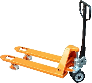 Low profile hydraulic manual 3 ton hand pallet truck with low price