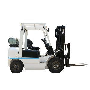 4 meter Duplex Mast Battery Electric forklift with imported controller, Toyota seat