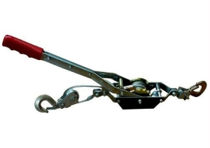 Hand Wire Rope Puller Cable Puller With Come Along Clamp