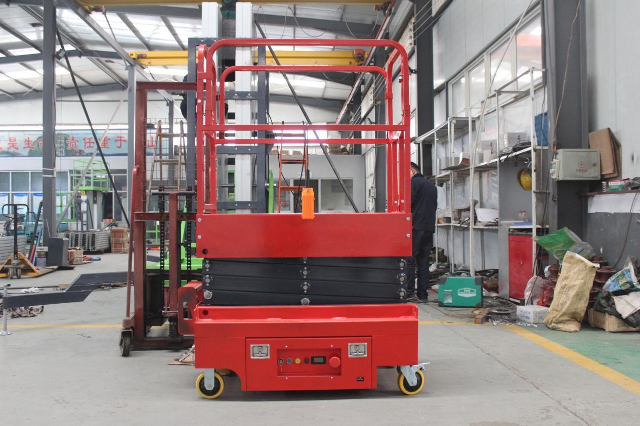 6m 8m 10m12m 300kg High quality self propelled hydraulic