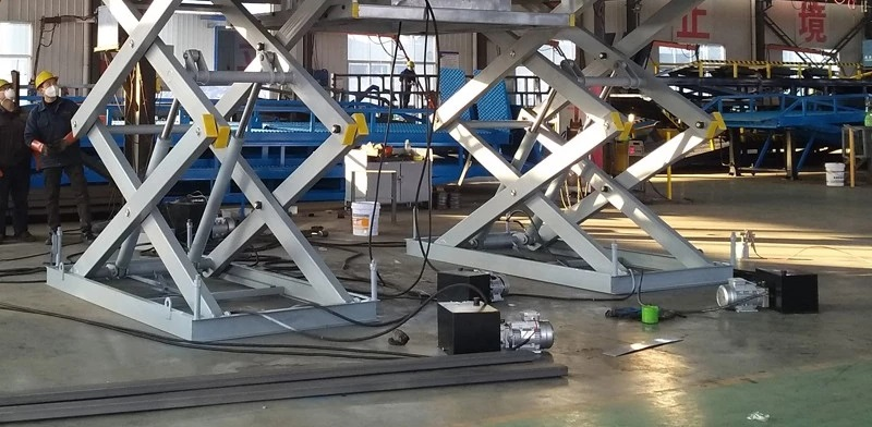 Stage lift platform/Revolving stage for car display/hydraulic lift