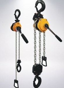 Convenient safety manual 1.5 ton lever hoist in china