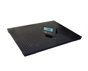 3 tons stainless floor balance scale