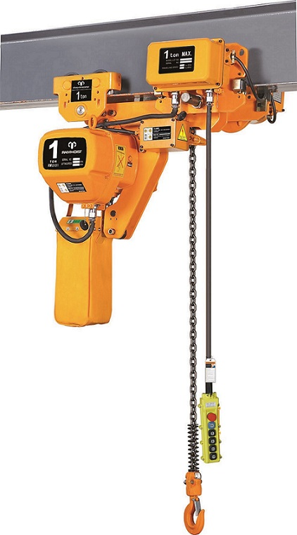 Electric Chain Hoists for sale1-57---0.5Ton-10Ton (Ultra Low Headroom)-single speed.jpg