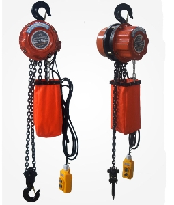 Endless Chain Electric Hoist DHK Type