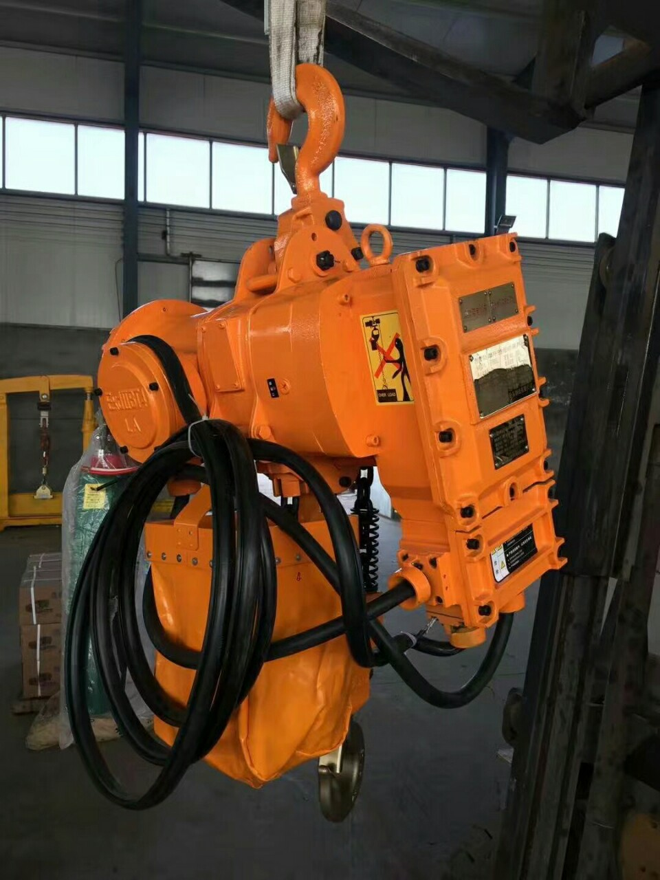 EX Type Electric Chain Hoists manufacturers4-3.jpg