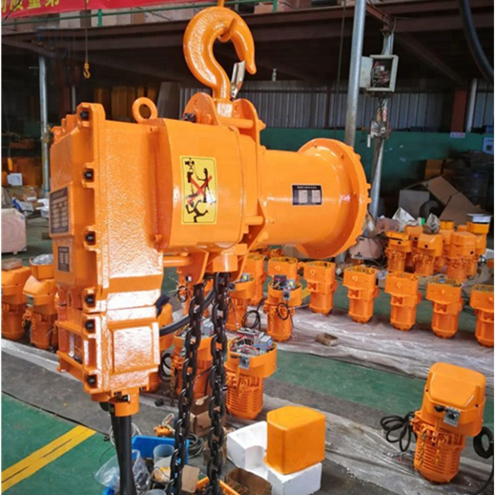 EX Type Electric Chain Hoists manufacturers3-11.jpg
