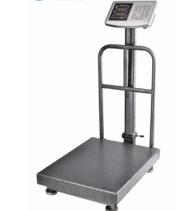 Stainless Steel Electronic Digital Platform Weighing Bench Scale With OMIL