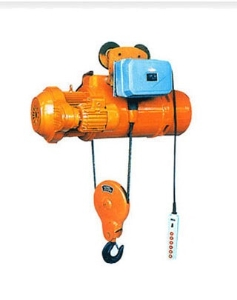 Construction 500kg to 20 ton cd1 md1 model wire rope electric winch hoist