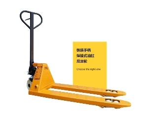 Warehouse 2.5 ton hand pallet truck with low price
