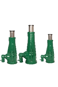 8 Ton Mechanical Screw Jack Widely used in Factories