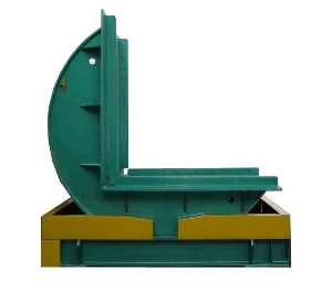 Steel coil upender/turnover machine made in china