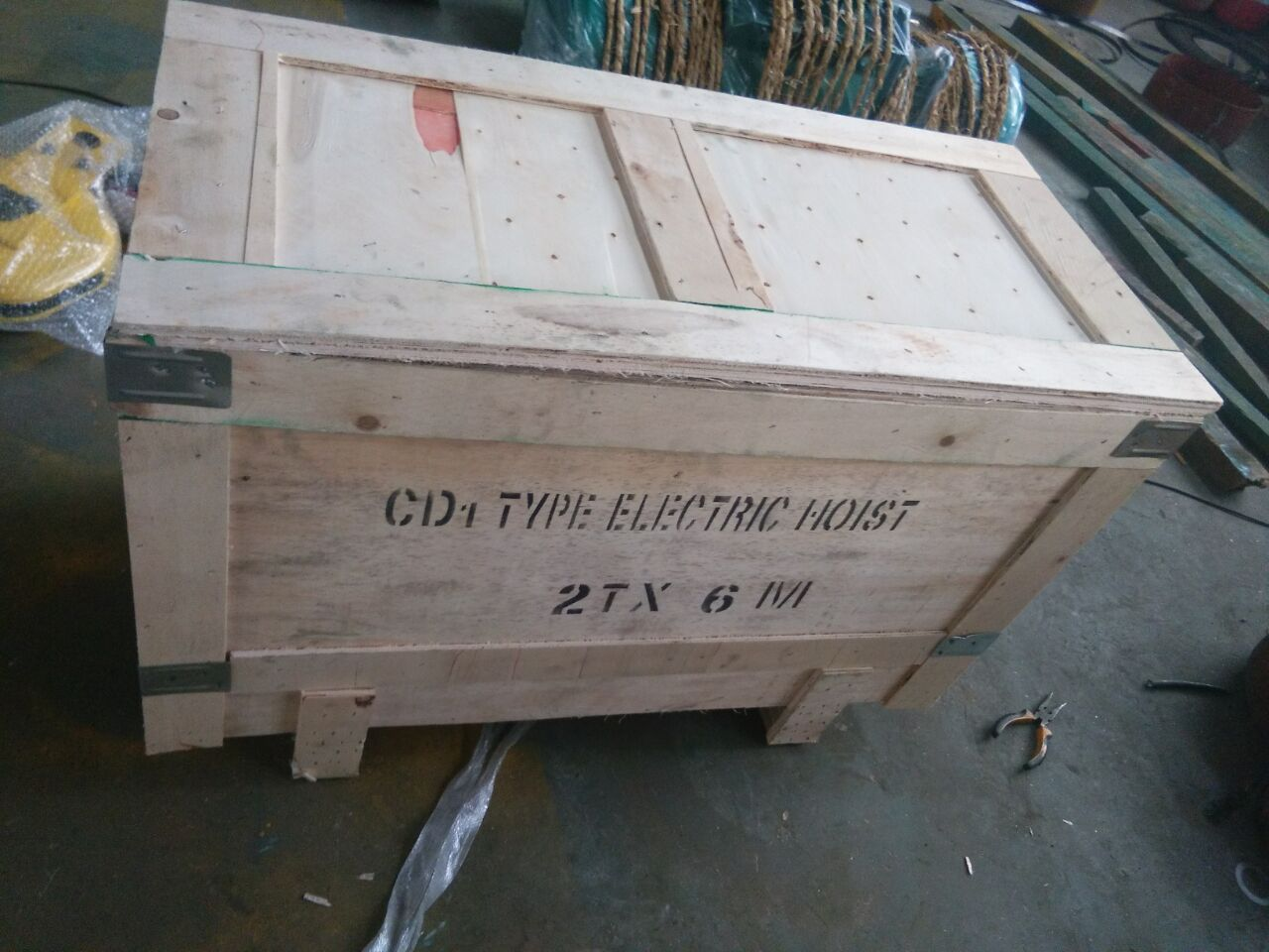 China CD1 Electric Wire Rope Hoists for sale1-7.jpg