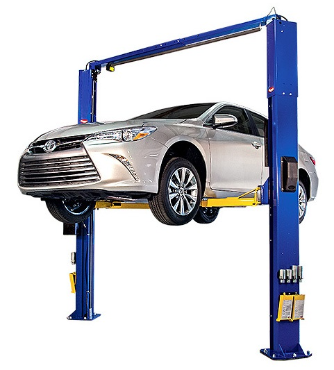 China Overhead 2 Posts Car Lifts manufacturers3.jpg