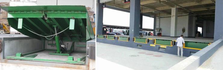 China Hydraulic Stationary Dock Levelers manufacturers55.jpg