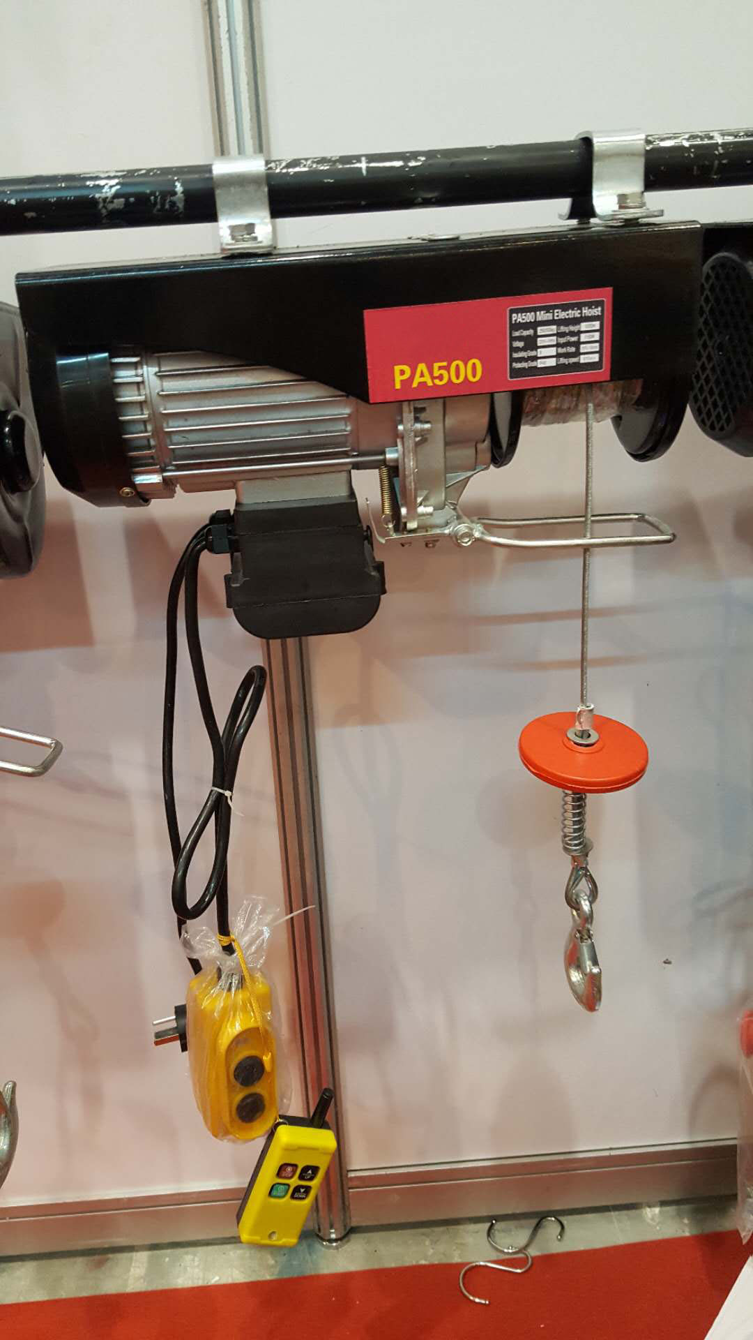 Remote control for fixed type PA hoist1.jpg