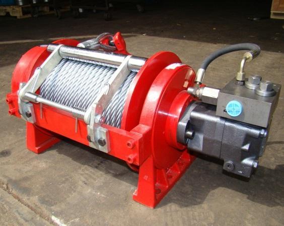China Hydraulic winches manufacturers(Recovery hydraulic winch truck winch-2).jpg