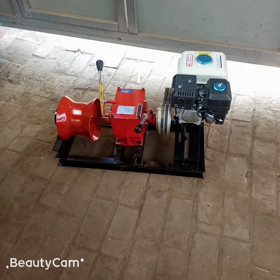 Winches powered by gasoline engine 1ton-9.jpg