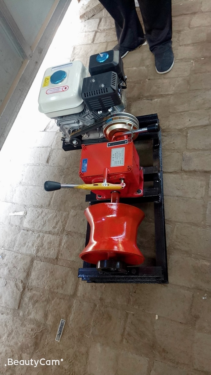 Winches powered by gasoline engine 1ton-10.jpg