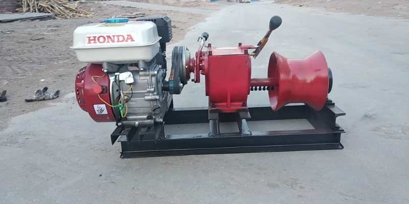 Winches powered by gasoline engine 1ton-13.jpg
