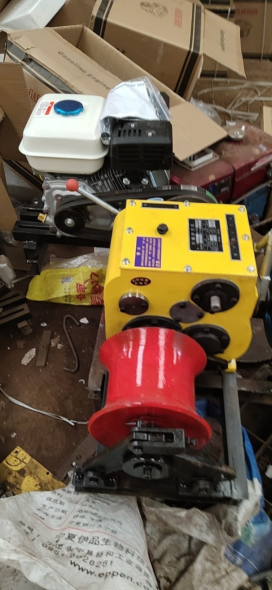 Winches powered by gasoline engine3ton-2.jpg