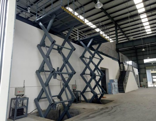 Fixed Scissor Lifts made in china2.jpg